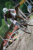 Brendan Fairclough auch beim White Style Dateiname: UCI_WC_Leogang_DH_Action_Brendan_Fairclough_By_Ale_Di_Lullo-0248.jpg