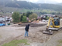 Bikepark Planai - Bau der Table-Line und Pump Track  User: News-Pics 2013-05-20, 21:12 1600 x 1200 Pixel Location: Schladming  Klicks: 42 Rating: 0,0  Dateiname: IMG_20130502_135536.jpg