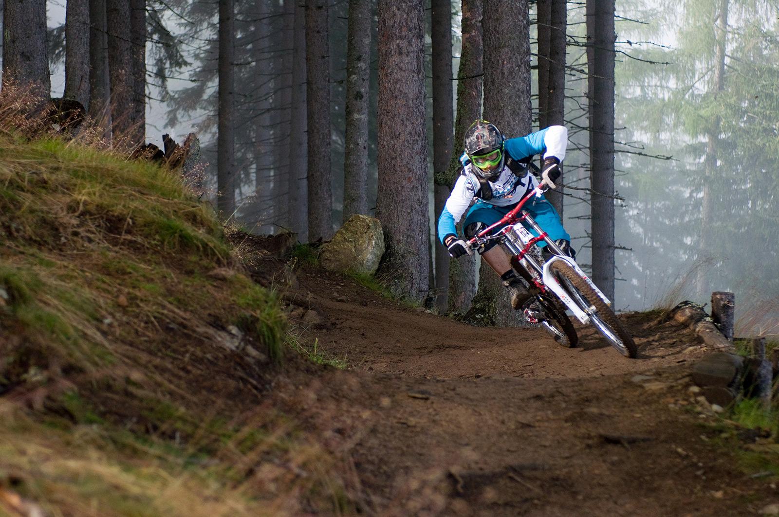 X Line In Saalbach Foto Downhill Rangers