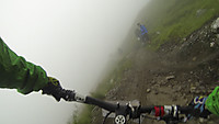 Kronplatz Enduro Training Stage 5 Nebel Dateiname: 2014-07-26-Stage-5-B1.jpg
