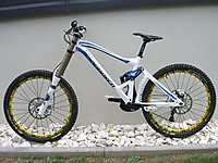 Mondraker Summum Pro Team Dateiname: CIMG5422.JPG