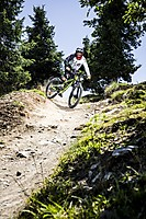 Gravity Card 2015 Infos Dateiname: GravityCard_Bikepark-Riding.jpg