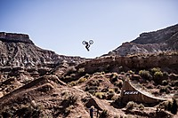 Red Bull Rampage 2015: Kurt Sorge Dateiname: Red_Bull_Rampage_15_Kurt_Sorge_Action_c_Dean_Treml_Red_Bull_Content_Pool.jpg