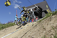 iXS EDC Schladming Start-Sprung Dateiname: web_Gravity_Games_22-06-14_IXS_Downhill_Cup_action_unknown_by_PACOimages_ymm_0104.JPG
