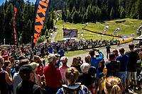 iXS International Rookies Championships Serfaus-Fiss-Ladis Dateiname: Finish_Area_-_IRC_Serfaus-Fiss-Ladis_2016.jpg