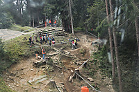 iXS EDC Leogang - Steile Wurzelpassage Dateiname: New_Section_-_EDC_Leogang_2016.jpg