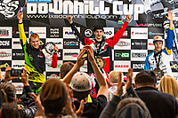 Siegerehrung iXS EDC Maribor 2014 Dateiname: Awards_Ceremony_Elite_Men_-_EDC_Maribor_2014.jpg