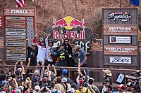 Red Bull Rampage: Die letzten 10 Gewinner Dateiname: Red_Bull_Rampage_15_Ten_past_winners_Podium_c_John_Gibson_Red_Bull_Content_Pool.jpg