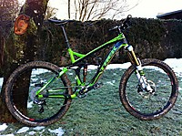 Trek Slash 9 XX1 custom Dateiname: 66713_4506409975870_413725061_n.jpg