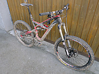 Muddy Specialized Enduro 2013 Dateiname: P1110197-Specialized-Enduro-Lettn.jpg