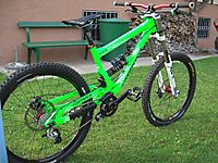 Commencal Supreme DH Dateiname: commencal.JPG