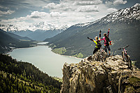 Reschenpass Trails Aussicht Reschensee Dateiname: 3LET_2015-Tom_Bause-38.jpg