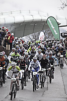 Nordkette Quartett - Mountainbike Start Dateiname: KK_132004_NKQ_START_00291.jpg