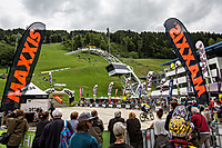 iXS EDC Schladming Dateiname: Finish_Area_-_EDC_Schladming_2016.jpg